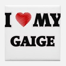 I love my Gaige Tile Coaster