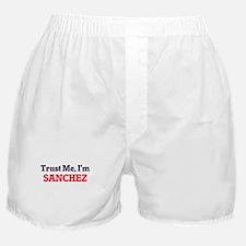 Trust Me, I'm Sanchez Boxer Shorts