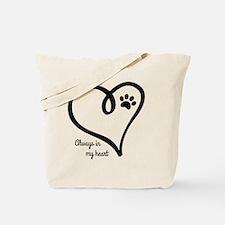 Cute Rainbow shop Tote Bag