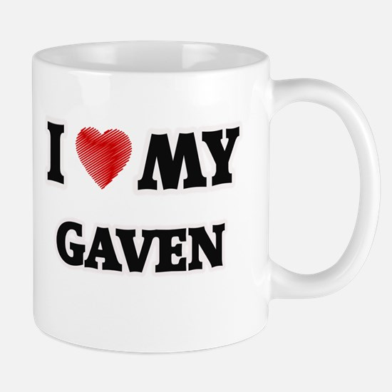 I love my Gaven Mugs