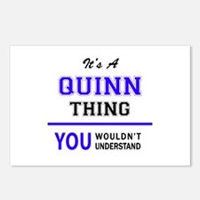 It's QUINN thing, you wou Postcards (Package of 8)