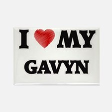 I love my Gavyn Magnets