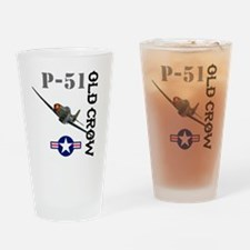 Funny Army air corp Drinking Glass