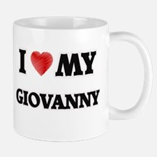 I love my Giovanny Mugs