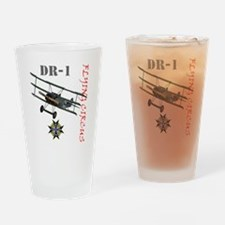 Cute Wwi aircraft Drinking Glass