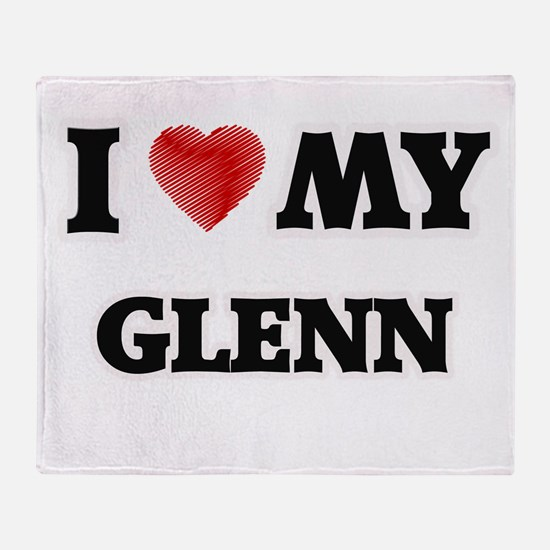 I love my Glenn Throw Blanket