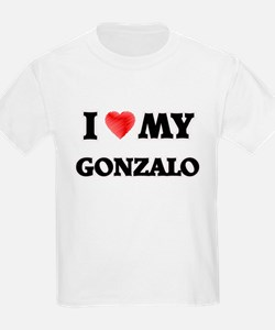 I love my Gonzalo T-Shirt