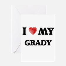 I love my Grady Greeting Cards