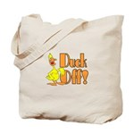 Duck Off Tote Bag