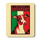 Italian greyhound mousepad Classic Mousepad