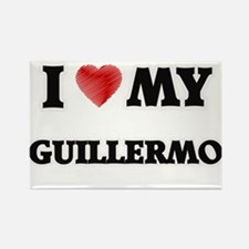 I love my Guillermo Magnets