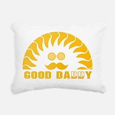 GOOD DAddY Rectangular Canvas Pillow