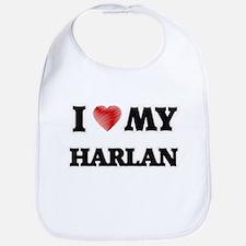 I love my Harlan Bib