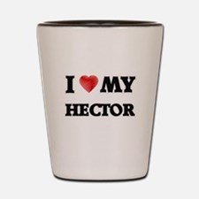 I love my Hector Shot Glass