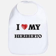 I love my Heriberto Bib
