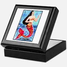 La Sirena Keepsake Box