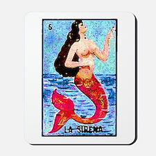 La Sirena Mousepad