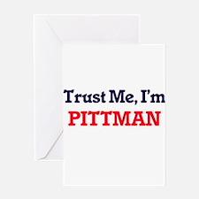 Trust Me, I'm Pittman Greeting Cards