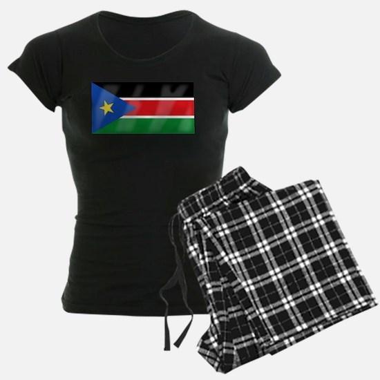 South Sudan Flag Pajamas
