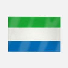 Sierra Leone Flag Magnets