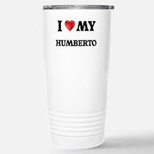 I love my Humberto Travel Mug