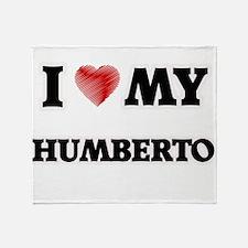 I love my Humberto Throw Blanket