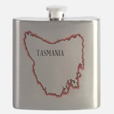 Unique Tasmania Flask