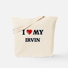I love my Irvin Tote Bag