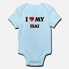 I love my Isai Body Suit
