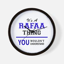 It's RAFAA thing, you wouldn't understa Wall Clock