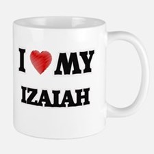 I love my Izaiah Mugs