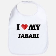 I love my Jabari Bib