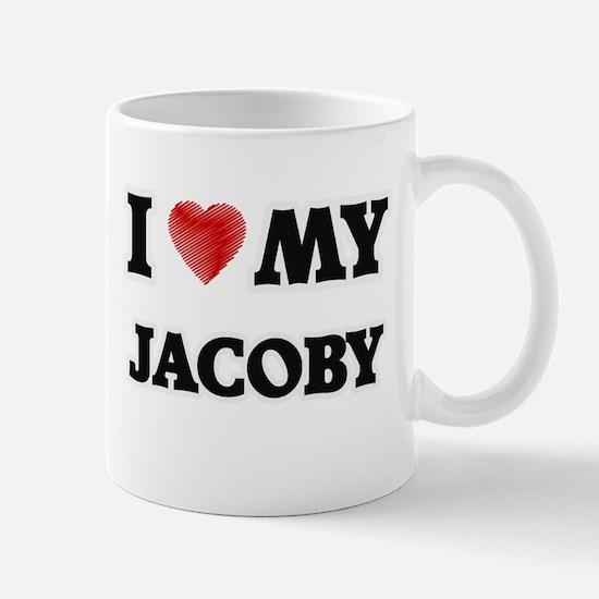 I love my Jacoby Mugs