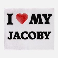 I love my Jacoby Throw Blanket