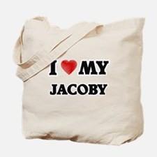 I love my Jacoby Tote Bag