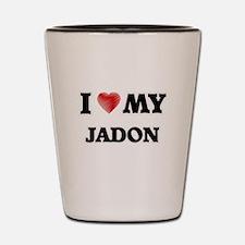 I love my Jadon Shot Glass
