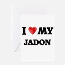 I love my Jadon Greeting Cards