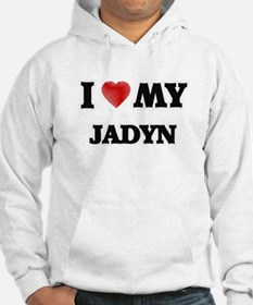 I love my Jadyn Jumper Hoody