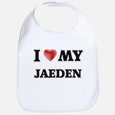 I love my Jaeden Bib
