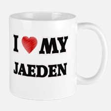 I love my Jaeden Mugs