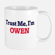 Trust Me, I'm Owen Mugs