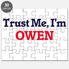 Trust Me, I'm Owen Puzzle