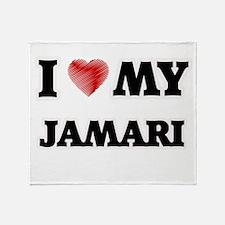 I love my Jamari Throw Blanket