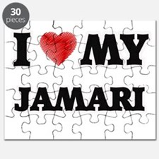 I love my Jamari Puzzle