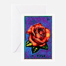 La Rosa Greeting Cards (Pk of 10)