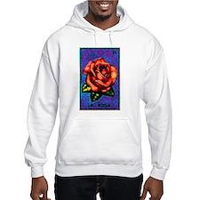 La Rosa Hoodie Sweatshirt
