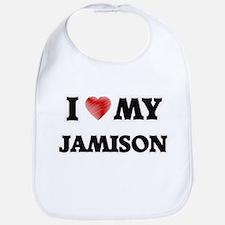 I love my Jamison Bib