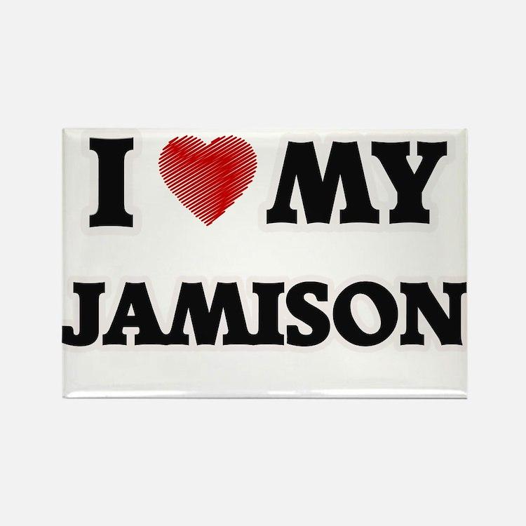 I love my Jamison Magnets