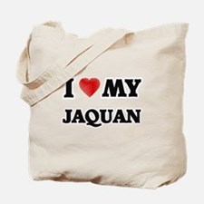 I love my Jaquan Tote Bag