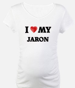 I love my Jaron Shirt